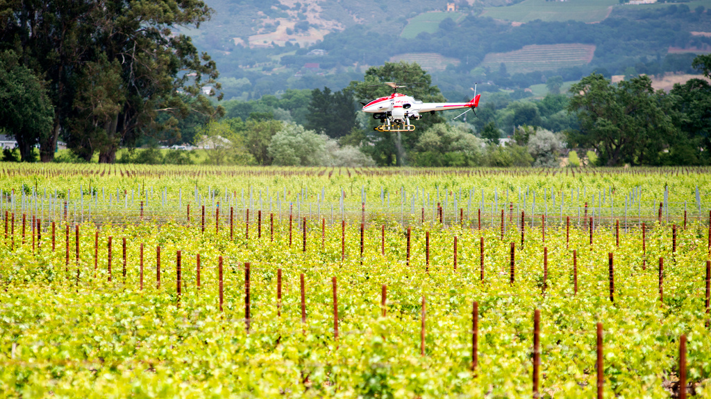 Drones Muster Out and Head for Wine Country - The New Stack