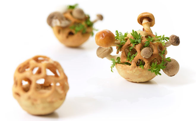 Delicious and Nutritious 3D-Printed Food Represents a New Way of ...
