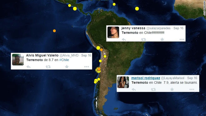 Detecting Earthquakes with Twitter and Elasticsearch - The New Stack