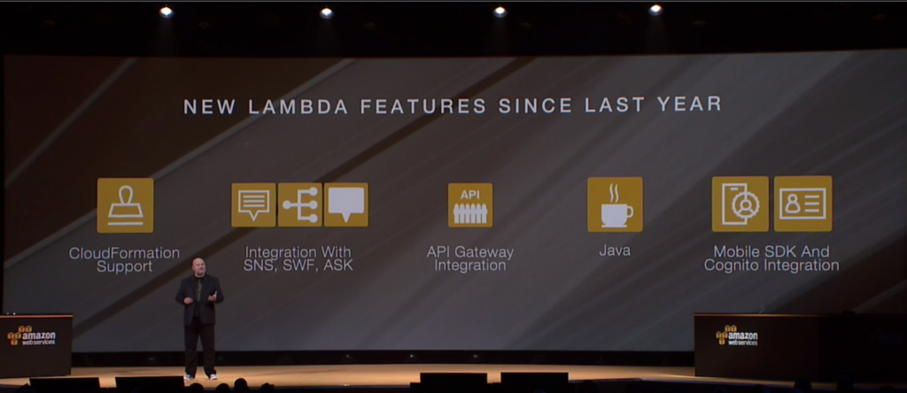 AWS Gets Serious about Lambda, Adds Python, Cron Scheduling