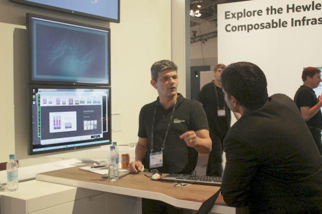 HPE Software Engineer Miguel Quintero