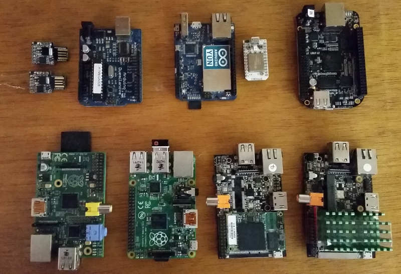 Off-The-Shelf Hacker: Arduino or Raspberry Pi? - The New Stack