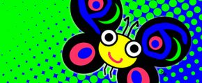 Perl 6 logo - butterfly