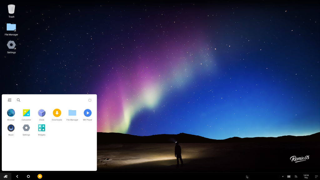Remix OS : A Peek into The Future of Android on the Desktop - The