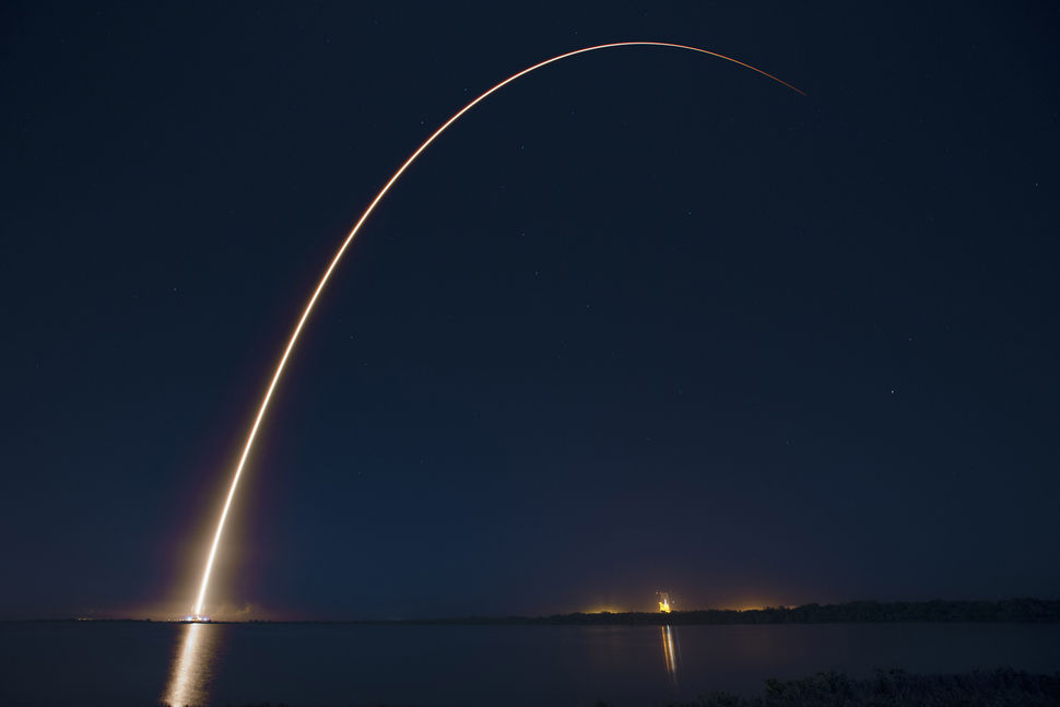 SpaceX Attempts Another Rocket Landing at Sea - The New Stack