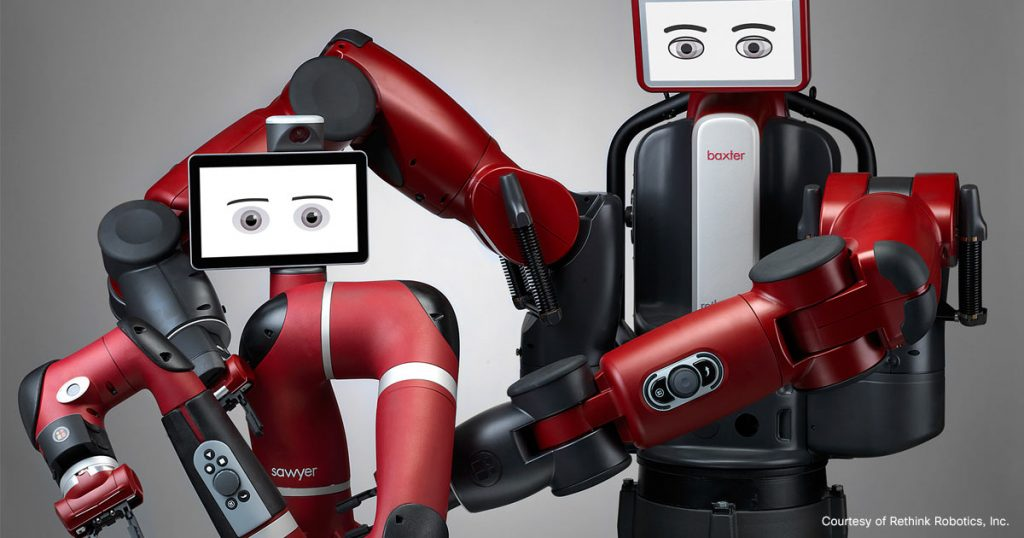 Collaborative Robots Will Help Human Workers, Not Replace Them - The