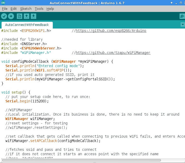 Off-The-Shelf Hacker: Get to Know the Arduino IDE - The New