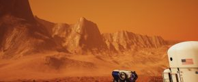 NASA VR Mars simulation