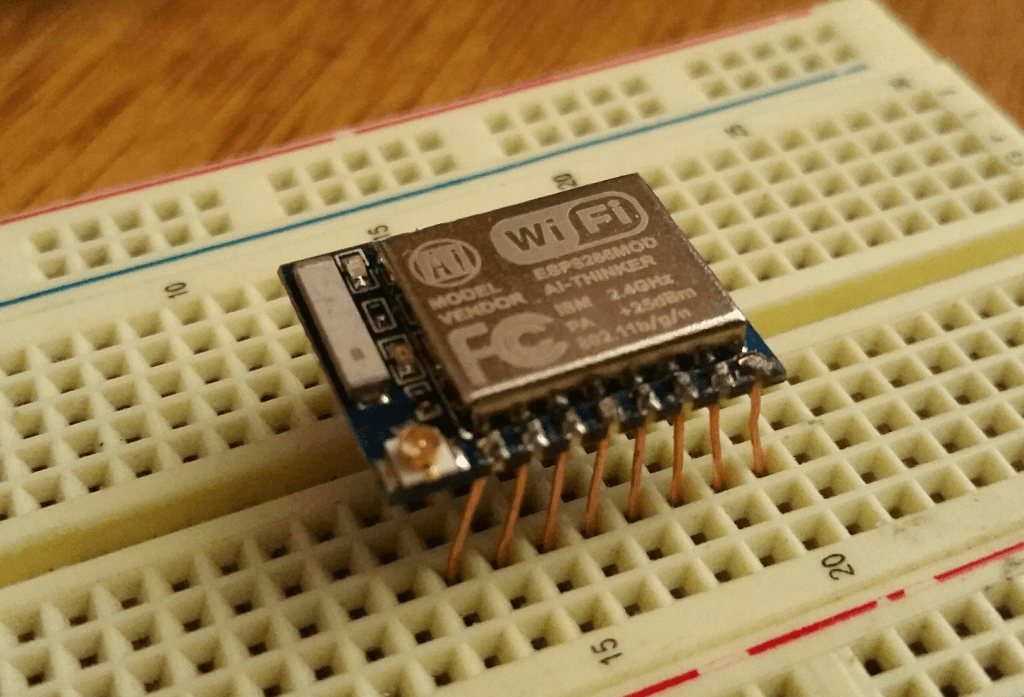 Off-The-Shelf-Hacker: My New Obsession, the ESP8266 - The New Stack
