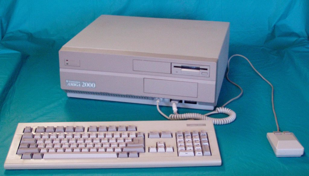 Many Mighty Amigas Still In Use 25 Years Later The New Stack