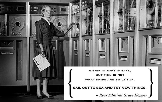 Grace Hopper -- Computer Scientist