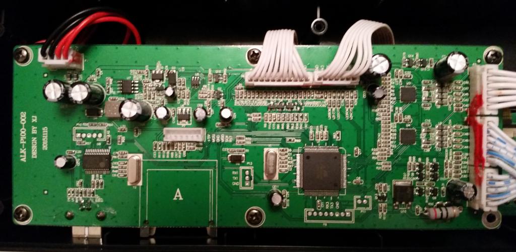 PancakeBot Microcontroller Board