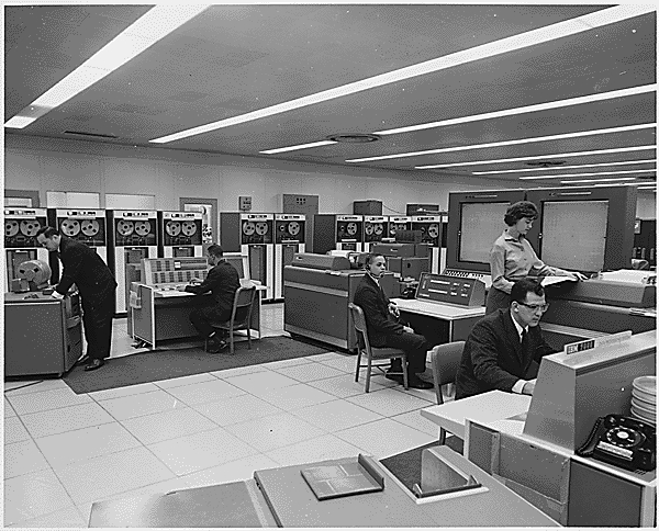 what happens when you mix java with a 1960 ibm mainframe the new