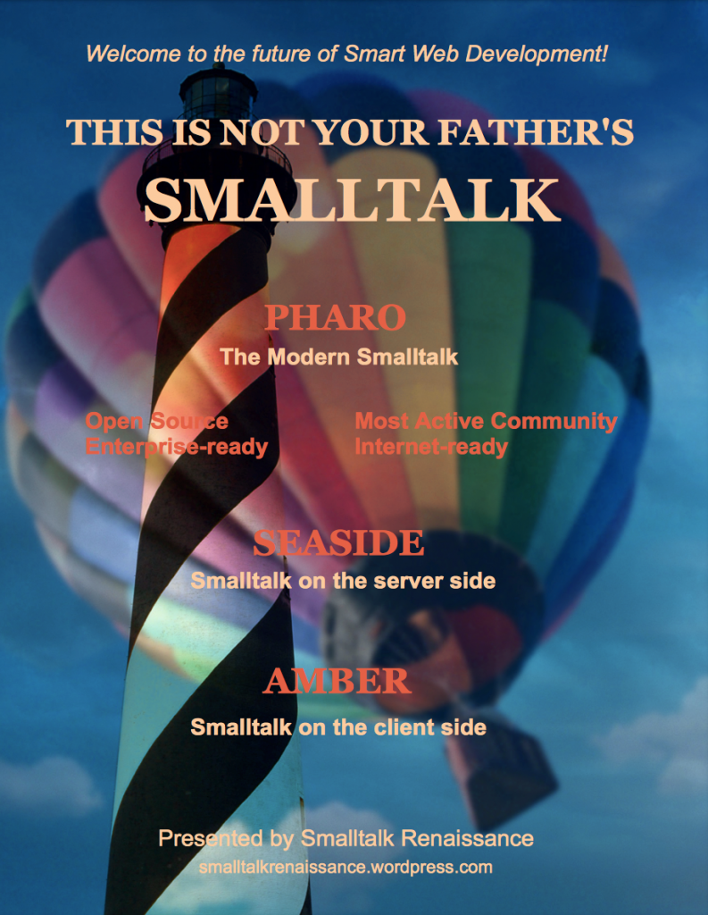 Smalltalk Revolution