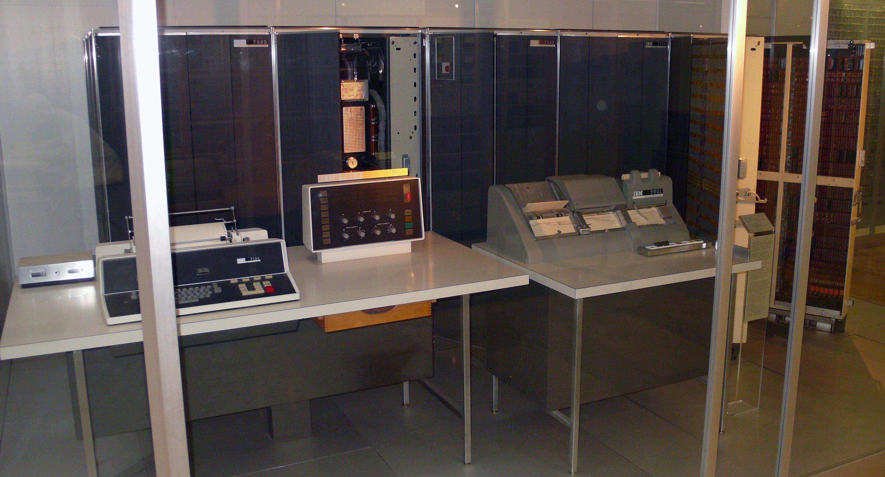 IBM 7074