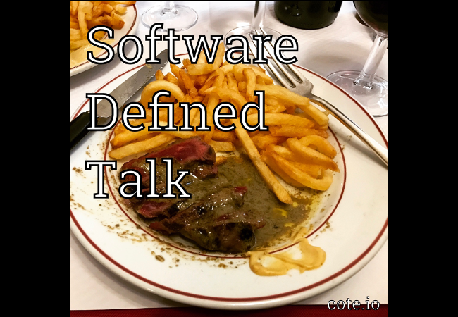 Software Defined Talk: Akamai, Cloudera, and Amazon's Partnership with the NFL