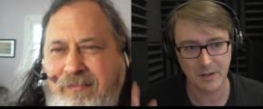 Richard Stallman on Lunduke Hour
