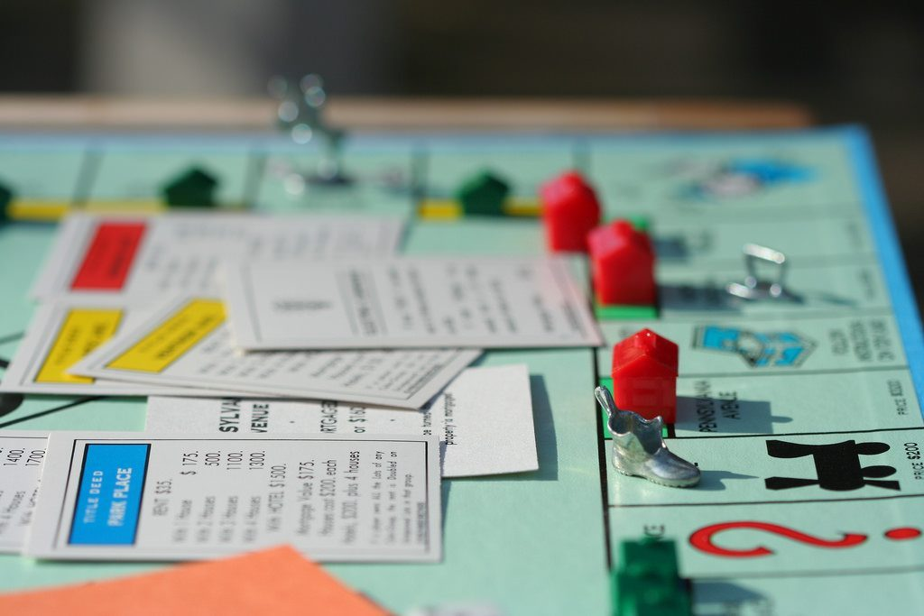 what are some factors that can lead to a monopoly