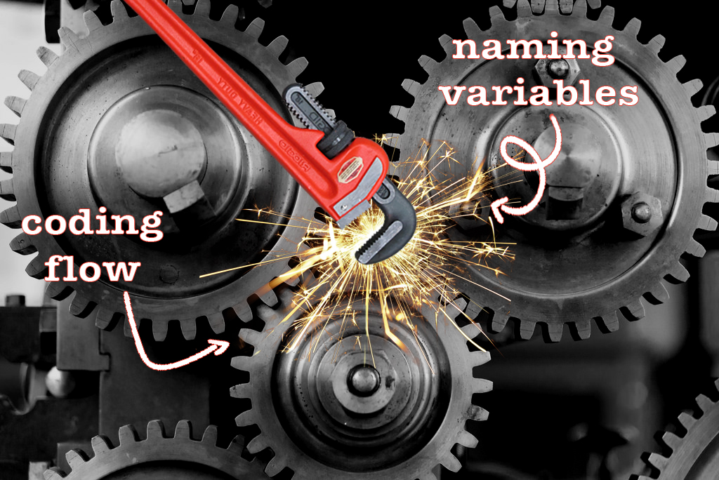 Code n00b: The (Variable) Naming Is the Hardest Part