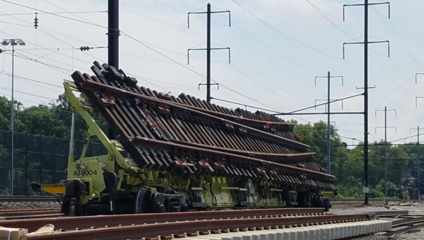 Amtrak Rolls Past Containers into a Serverless