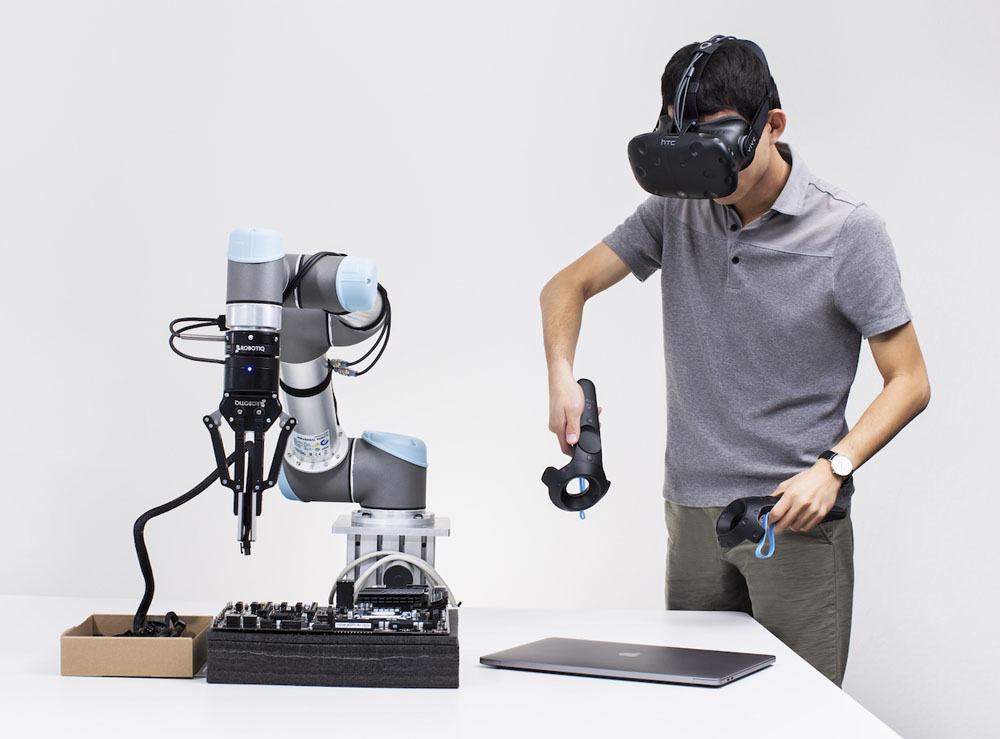 This Robot Is Learning from Humans through Virtual Reality – The New Stack