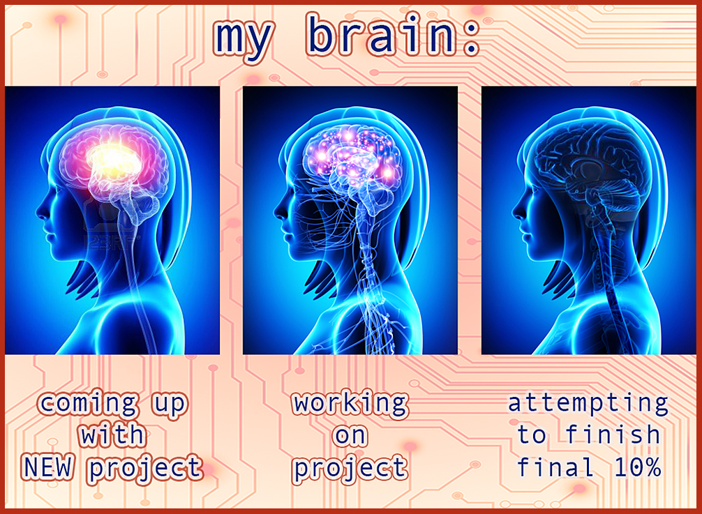 Image result for project unfinished
