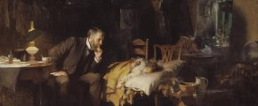 The Doctor by Lke Fildes (1891)