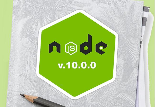A Perfect Ten: Node.js Foundation Launches v.10.0.0