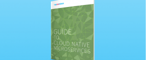 Guide to Cloud Native Microservices ebook cover