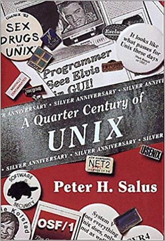 A Quarter Century of UNIX book cover