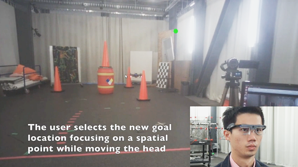 Control a Drone with Eye-Tracking Glasses - The New Stack