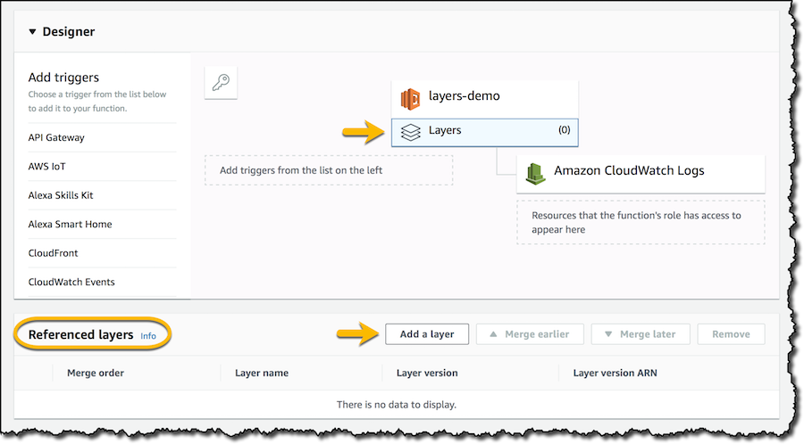 AWS Extends Lambda Service with a Custom Runtime, Layered Libraries