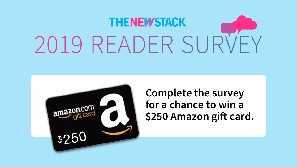 Take The New Stack Annual Reader Survey — Your Response