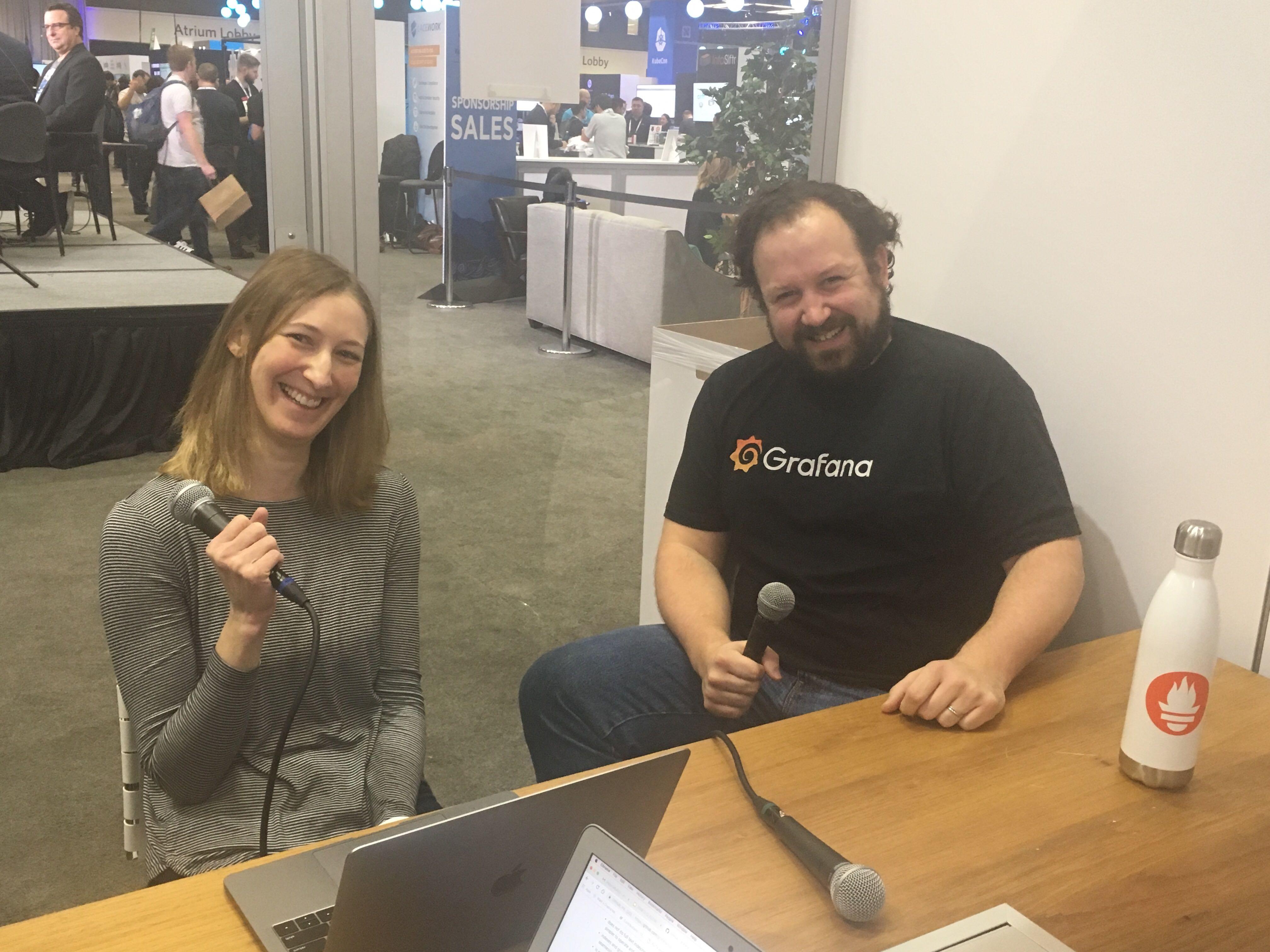 TNS Context: Grafana Loki and KubeCon Takeaways - The New Stack