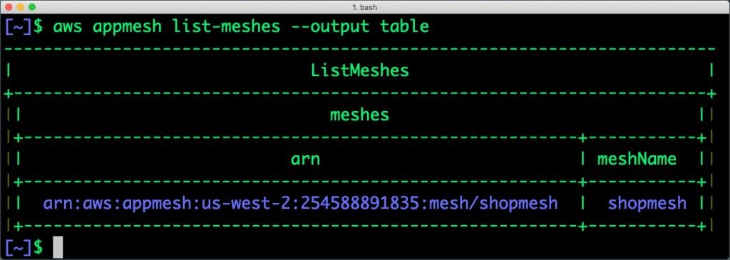 Perform Canary Deployments with AWS App Mesh on Amazon EKS