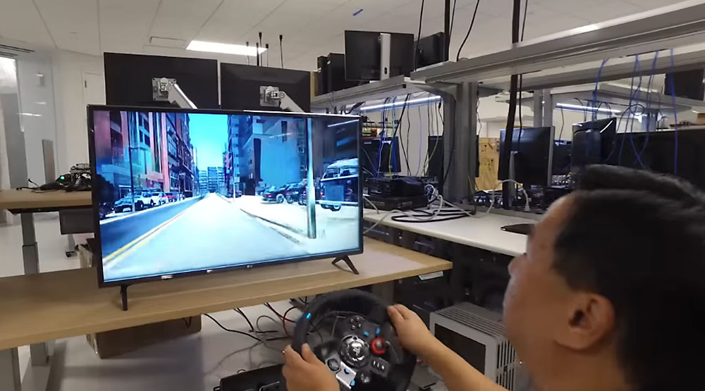 Deep Learning AI Generates Realistic Game Graphics by