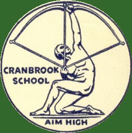Cranbrook archer logo