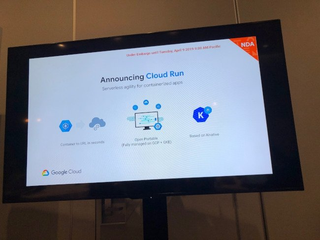 A First Look at Google Cloud Run - The New Stack