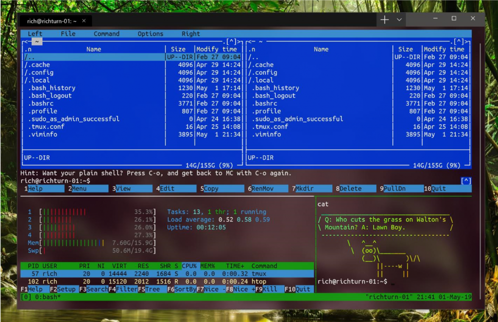 Microsoft Windows Gets an Open Source Terminal with Tabs