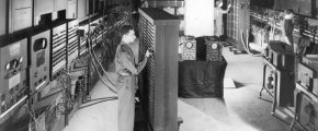 US Army photo of the ENIAC