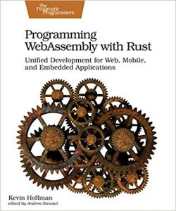 Progarmming WebAssembly with Rust - book cover