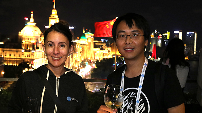 Bash on the Bund! CNCF's VIP Reception on Shanghai's Famous
