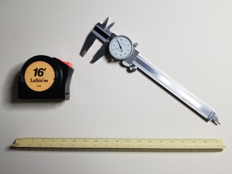 tape-scale-caliper