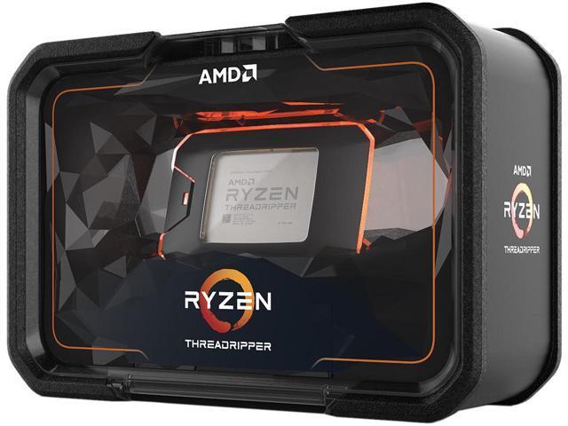 AMD 2nd Gen RYZEN threadripper 2990WX (via Newegg) 19-113-541-V01