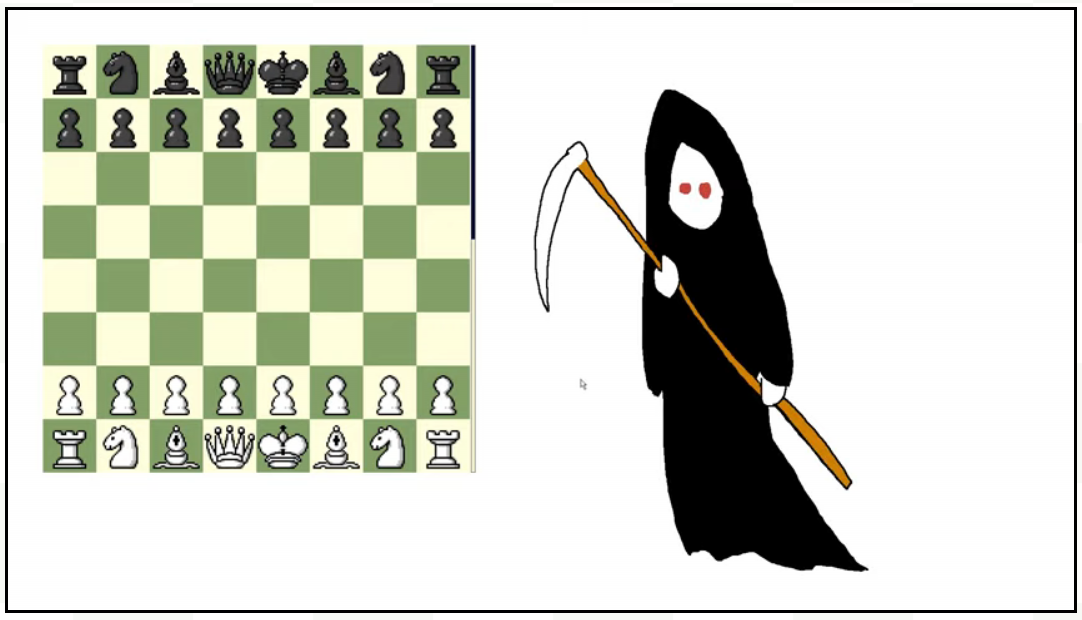 Tom VII survival in chessland.