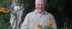 James Lovelock in 2005 by Bruno Comby via Wikipedia