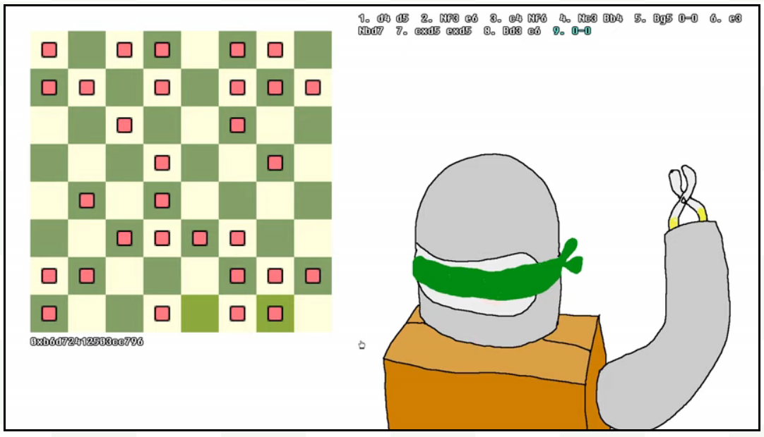 Artificial Stupidity: One Google Engineer's Algorithms for Bad Chess