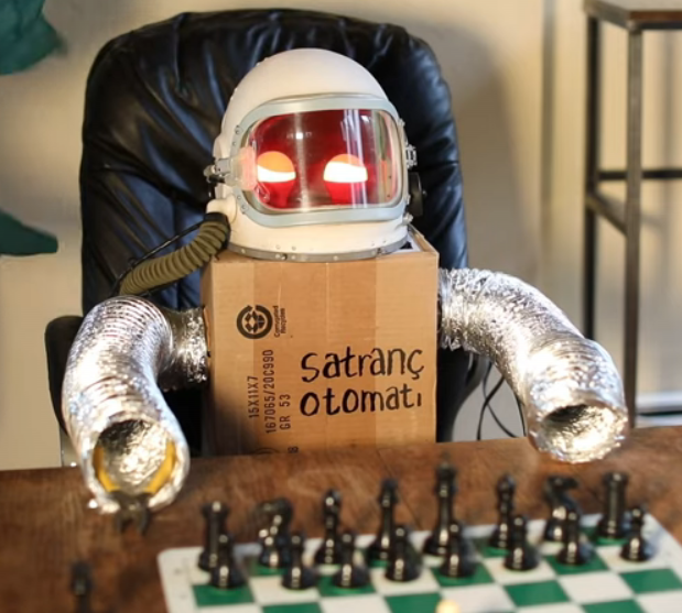 Tom Murphy VII chess robot