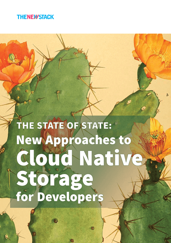 The State of State: New Approaches to Cloud Native Storage for Developers