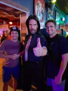 Billy Mitchell (by Craig Posner via Wikipedia)